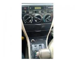 Toyota corolla año 2003