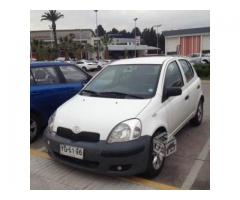 Toyota yaris sport 2005 full