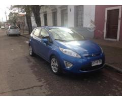 FORD FIESTA 2012 ses
