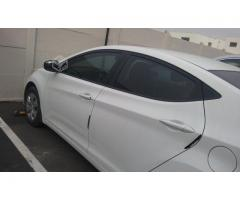 Hyundai new elantra 2014