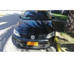 Taxi Volkswagen vento 2014