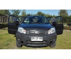 Ford ecosport año 2012