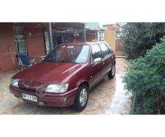 Ford fiesta año 1996