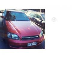 Subaru legacy año 2000