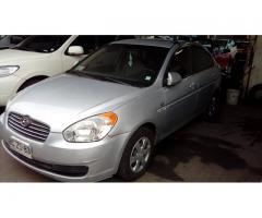 Hyundai Accent 2008, Impecable. Credito