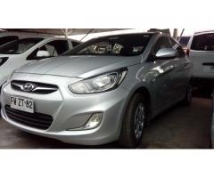 Hyundai Accent 2013 Full como nuevo