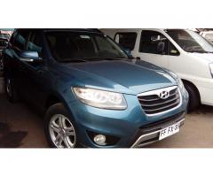 Hyundai Santa Fe 2012 At Full, 30mil kms