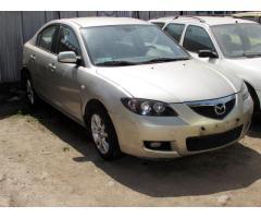 Mazda 3 1.6 AUT año 2007 $4.700.000