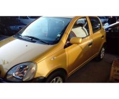 Toyota Yaris 2001 18 Kms x Litro impecable