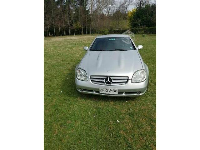 Mercedes benz slk 230 Amg
