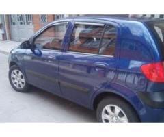 Hyundai Getz 2010 3 ptas