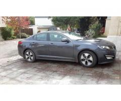 KIA MOTORS OPTIMA EX 2.0 6AT HIBRIDO