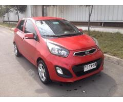 Kia motors morning 2013 full equipo