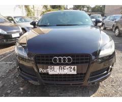 Audi tt 2009 2.0 tfsi 210hp lo mejor del mercado
