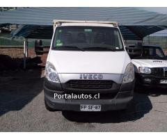 Camion Iveco 70C15 2013, 5000 Kilos