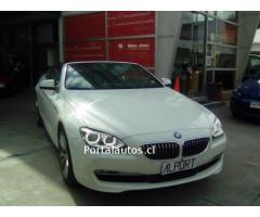 BMW 640 CABRIO 3.0 AUTOMATICO 2014