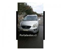 Kia motors carens 2007