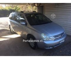 Kia motors grand carnival año 2008
