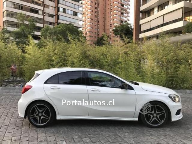 Mercedes a200 2014 diésel, versión especial limitada