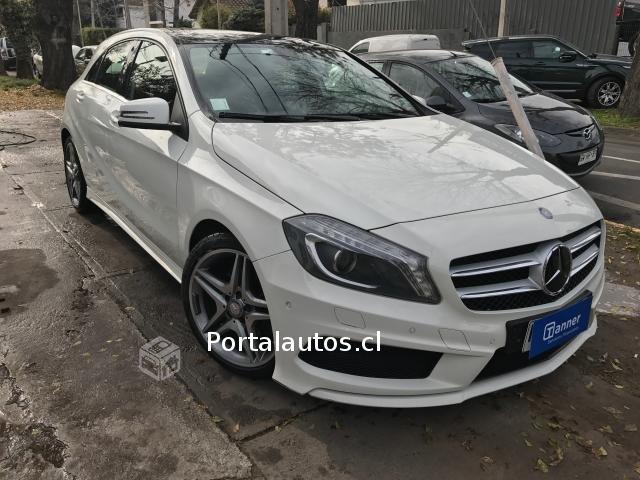 Mercedes benz a200 año 2013