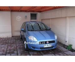 Fiat grande punto año 2011
