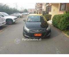 taxi basico Hyundai Accent 2014
