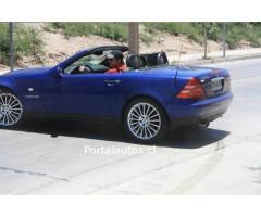 Mercedes benz slk año 2000