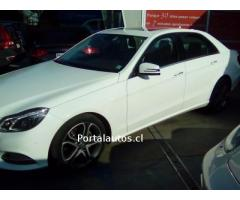 MERCEDES-BENZ E 220 DIESEL BLUE EFFICIENCY 2015