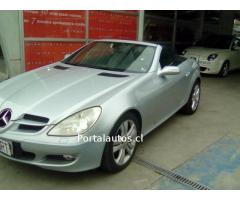 MERCEDES-BENZ SLK-200 IMPECABLE 2006