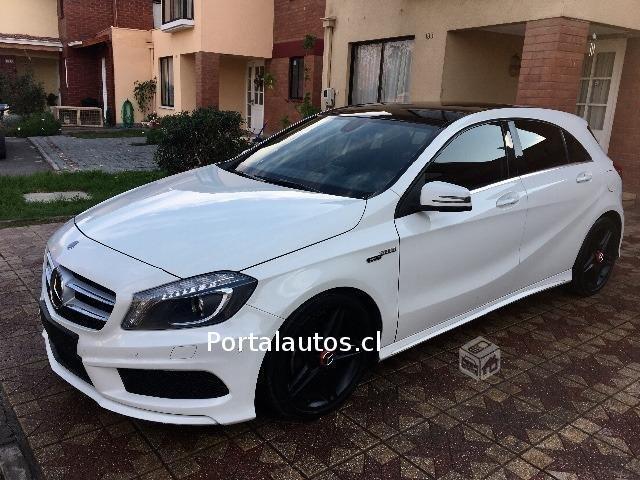 Mercedes benz a200 amg año 2014 diesel 57mil km