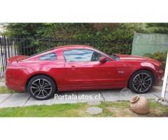 Ford mustang año 2013, gt 500, 5.0l