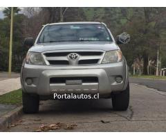 Toyota hilux año 2006