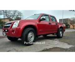 Chevrolet dmax año 2012