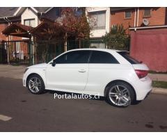Audi a1 s-line 185 hp top de linea año 2013