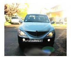 Ssangyong Actyon Sport año 2009 4X4 full diesel