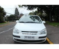 Hyundai getz año 2005