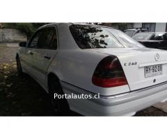 mercedes benz c240 , 1998