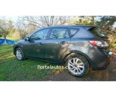 *Mazda 3 sport v año 2013*