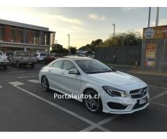 Mercedes benz cla220 año 2013
