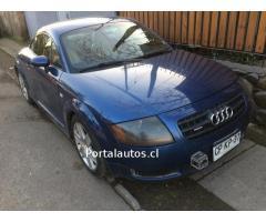 Audi tt quattro 2003 1.8T