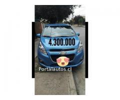 Chevrolet Spark Gt 2014 semi full