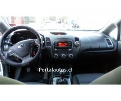 Kia cerato 2017 taxi ejecutivo