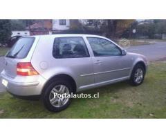 Volkswagen Golf A4 2002 aleman
