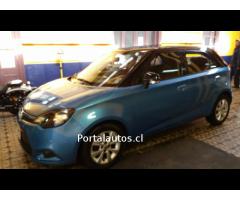 Vendo automovil MG3 1.5 COMFORT