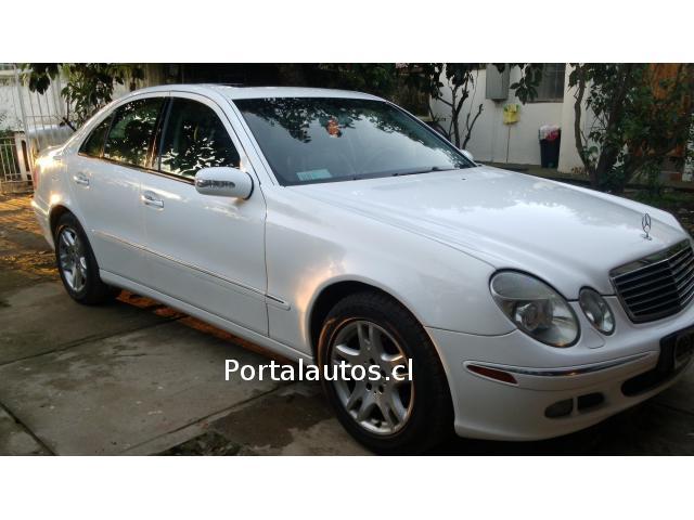 Mercedes E320 en buen estado, papeles al día, sin multas