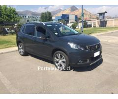 Peugeot 2008 Allure 1.6 BlueHDi 100HP (año 2018)