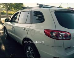 Venta Hyundai Santa Fe 2012