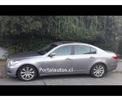 Hyundai Génesis 3.8