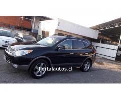 Credito sin pie, Hyundai veracruz gls 3.0 2012