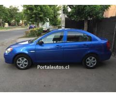 Hyundai Accent Mc 1.6 2011